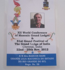 World Comference India 2012