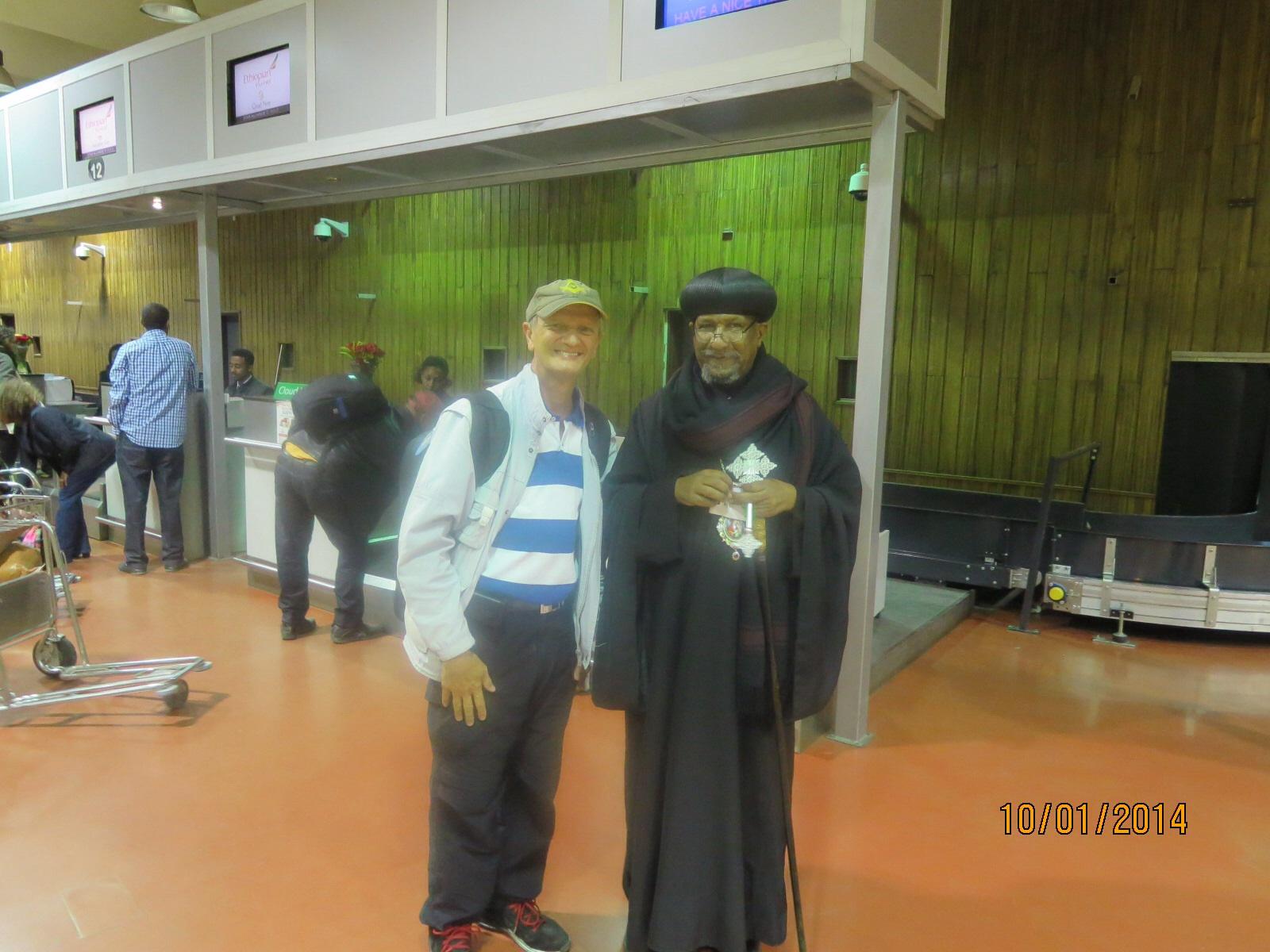 Archbishop Ethiopian ortodox Church